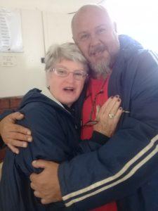 A big Hug for Jil from Kobus Esterhuizen.
