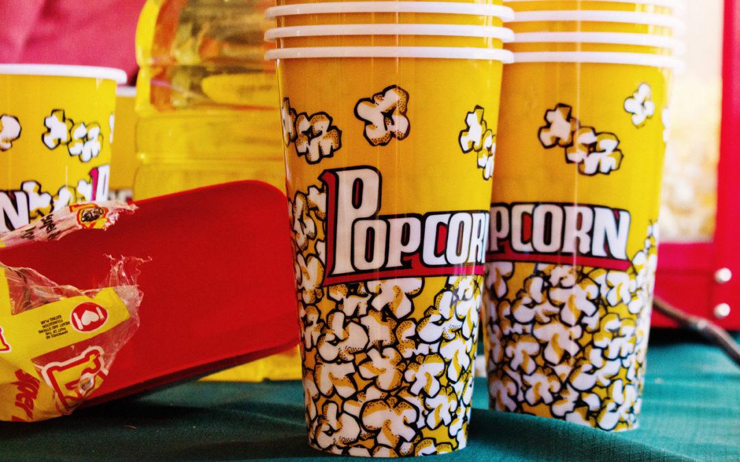 Royal Union Popcorn Movie Night